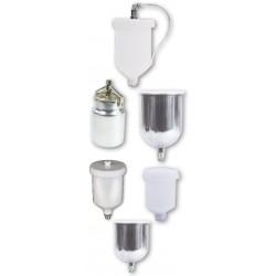 Plastová nádobka 250 ml - M8x0,75 M pro C/V
