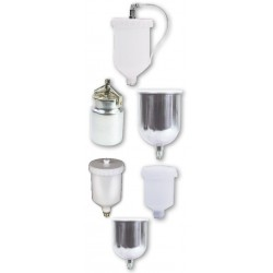 Plastová nádobka 75 ml - M8x0,75 M pro C, C/V