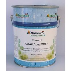 Rhenocoll Holzöl Aqua WO 7, Design Collection 8