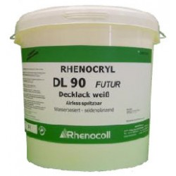 Rhenocryl DL 90 Futur, bílá
