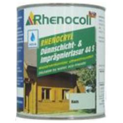 Rhenocryl 44 S, standardní odstíny