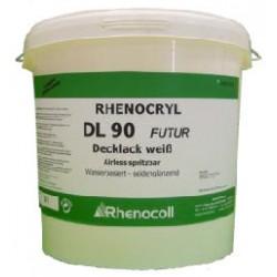 Rhenocryl DL 90 Futur, odstíny RAL na bázi B
