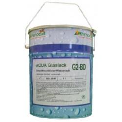 AQUA Glaslack G2 - Basisfarbe Natur