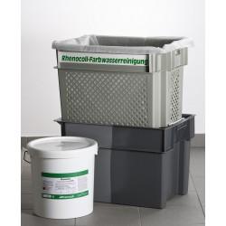 Rhenocoll Container - Entwässerungssystem