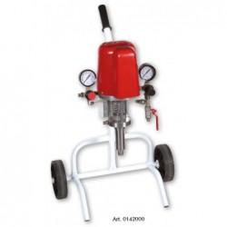 Pumpa K20 nerez na vozíku