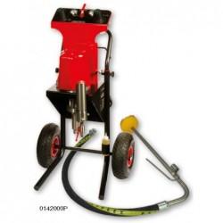 Pumpa K20 nerez s kontrolním panelem a sacím systémem