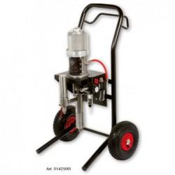 Pumpa K25 nerez na vozíku s regulačním filtrem