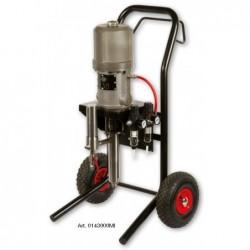 Pumpa K30 MIX na vozíku