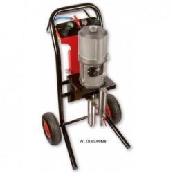 Pumpa K30 MIX na vozíku s kontrolním panelem